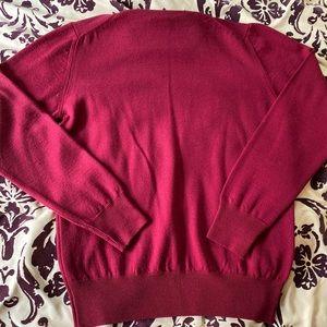 Nordstrom Sweaters - Vintage Italian Wool Nordstrom Turtleneck Mulberry